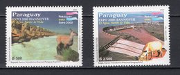 PARAGUAY - 2000 HANNOVER WORLD'S FAIR  M1179 - 2000 – Hanovre (Allemagne)