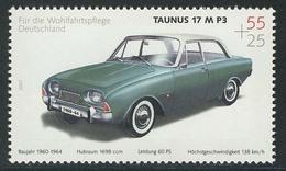 2365 Wohlfahrt Oldtimer 55+25 C Ford Taunus ** - BRD