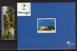 PORTUGAL - 2000 HANNOVER WORLD'S FAIR  M1180 - 2000 – Hanovre (Allemagne)