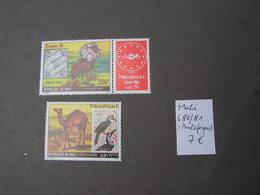 Malawi  Lot Birds  ** MNH - Malawi (1964-...)