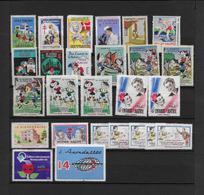 France - Vignettes - Lot - Commemorative Labels