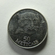 Mozambique 50 Meticais 1994 - Mozambique