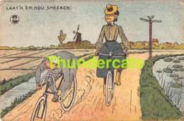 CPA LITHO HUMOUR HUMOR COMIC COMIQUE FUN - Humour
