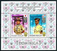 Dominica Nº HB-10 Nuevo - Dominica (1978-...)
