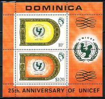 Dominica Nº HB-9 Nuevo - Dominica (1978-...)