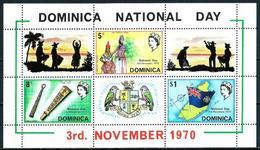 Dominica Nº HB-5 Nuevo - Dominica (1978-...)