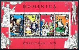 Dominica Nº HB-4 Nuevo - Dominica (1978-...)