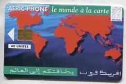 TK 07204 MOROCCO - Chip - Morocco