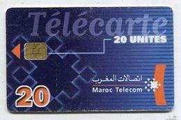TK 07216 MOROCCO - Chip - Morocco
