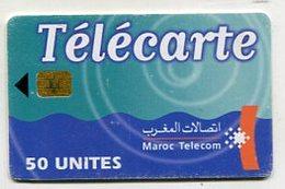 TK 07217 MOROCCO - Chip - Morocco