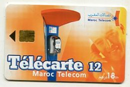TK 07219 MOROCCO - Chip - Morocco