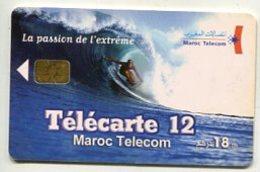 TK 07223 MOROCCO - Chip - Morocco