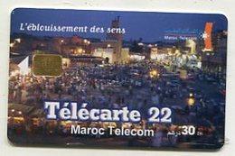 TK 07224 MOROCCO - Chip - Morocco