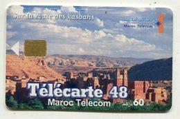 TK 07226 MOROCCO - Chip - Morocco