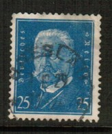 GERMANY  Scott # 377 VF USED (Stamp Scan # 505) - Used Stamps