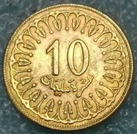 Tunisia 10 Millimes, 1429 (2008) -4434 - Tunisia