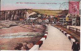 2696317Saint Valery En Caux, La Nouvelle Digue Et La Plage - France