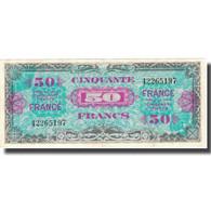 France, 50 Francs, 1945 Verso France, 1945, 1945, SUP, Fayette:VF 24.1, KM:122a - Schatkamer