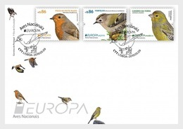 Portugal - Postfris / MNH - FDC Europa, Vogels 2019 - 1910-... Republiek