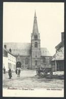 +++ CPA - St Ghislain - BAUDOUR - Grand'Place    // - Saint-Ghislain