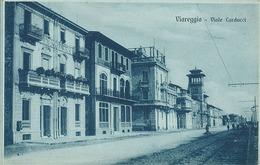 VIAREGGIO - VIALE CARDUCCI - Viareggio