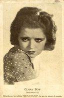 CLARA BOW - Actors
