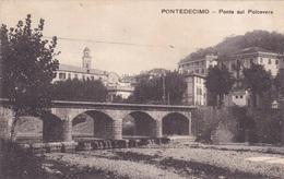 PONTEDECIMO PONTE SUL POLCEVERA AUTENTICA 100% - Genova