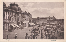 PLOESTI - N° 449 - RATHAUS - Romania