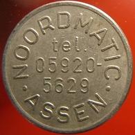 KB317-1 - Noordmatic - Assen - WM 22.5mm - Koffie Machine Penning - Coffee Machine Token - Professionals/Firms