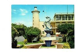CPM - Viareggio - La Sirène - Statue Femme - 1969 - Viareggio