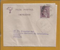 Newspaper Stationery Tape From Argentina Censored World War I. Censorship In England. Zeitungspapierband Aus Argentinien - WO1
