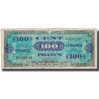 France, 100 Francs, 1945 Verso France, 1945, 1945, TB+, Fayette:VF 25.11 - Treasury