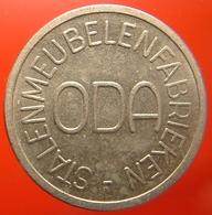 KB334-1 - STAALMEUBELFABRIEKEN ODA - Sint Oedenrode - WM 22.5mm - Koffie Machine Penning - Coffee Machine Token - Professionals/Firms