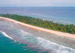 1 AK Pacific Tuvalu * Blick Auf Das Funafuti Atoll * Tuvalu Ist Der Viertkleinste Staat Der Welt * - Tuvalu