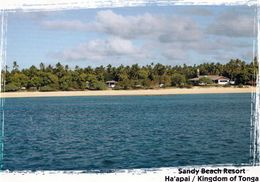 1 AK Tonga * Foa Island - Das Sandy Beach Resort - Eine Der Hauptinseln Der Inselgruppe Haʻapai * - Tonga