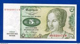 All  5  Mark  1980  Neuf - [ 7] 1949-… : RFA - Rep. Fed. Tedesca