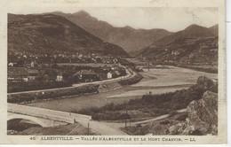 73 ( Savoie  ) - ALBERTVILLE - Vallée D'ALBERTVILLE Et LE MONT CHARVIN - Albertville
