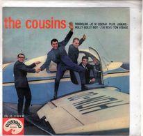 Pochette Sans Disque Sous Plastique - The Cousins - Palette PAL 45 21004 - 1963 - Accessories & Sleeves