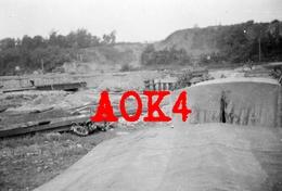 1940 ANTOING Hainaut Ruines Escaut Pont Wehrmacht Vormarsch XXVII Armeekorps Occupation Allemande - Oorlog, Militair