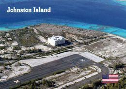 1 AK Johnston Island * Die Insel War Bis 2004 Durch Militär Der USA Bewohnt - Heute Ein Naturschutzgebiet Im Pazifik * - Postcards