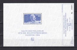BRD - 1984 - Michel Nr. 116 - Neudruck - Salon Der Philatelie - [7] Federal Republic