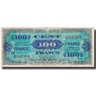 France, 100 Francs, 1945 Verso France, 1945, 1945, TB+, Fayette:VF25.10, KM:123e - Treasury