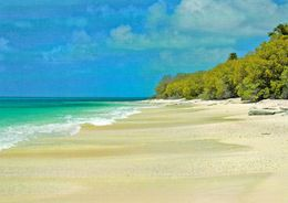 1 AK Marshall Islands * Bikini Atoll - Ein Ehemaliges USA Kernwaffentestgelände - Seit 2010 UNESCO Welterbe * - Marshall Islands