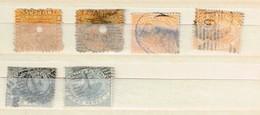 Australie Occidentale Anciens Timbres à Identifier - Collections (sans Albums)
