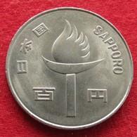Japan 100 Yen 1972 Y# 84  Sapporo Japan - 72 Japão Japon - Japan