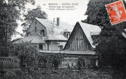 76 - ROUEN - Hotel-Dieu -Ancien Logis Du Dépensier - Rouen