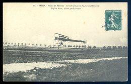 Cpa  Du 51 Reims Plaine De Bétheny -- Grand Concours Aviation Militaire Biplan Astra Piloté Par Labouret   JM1 - Bétheny