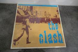 Disque 25 Cm De The Clash - Black Market Clash - épic CB 241 - 1980 - - Special Formats