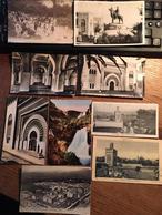 9 CPA, TLEMCEN,Algérie,Panoramas, Monuments, Mosquée,Scènes De Vie - Tlemcen
