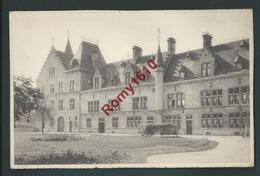 Quiétude. Château De Fallais. L'aile Gauche Du Château, Vue De La Cour Intérieure - Braives